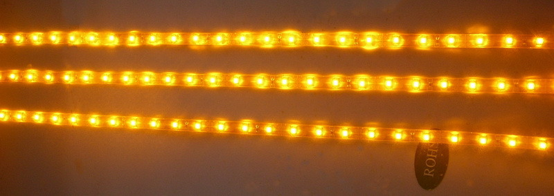 Bande LED Flexible (F1210-60GH-Y)