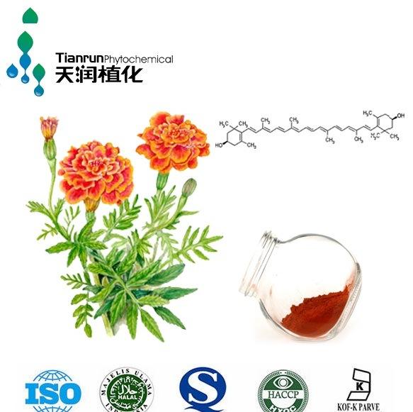 Certificato Estrarre-Medicinale Herbs-ISO9001 di Lutein/Marigold