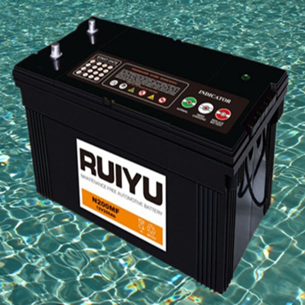 Batería de plomo ácido, 185ah, N185-MF