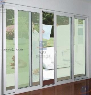 95 Series Aluminum Sliding Door