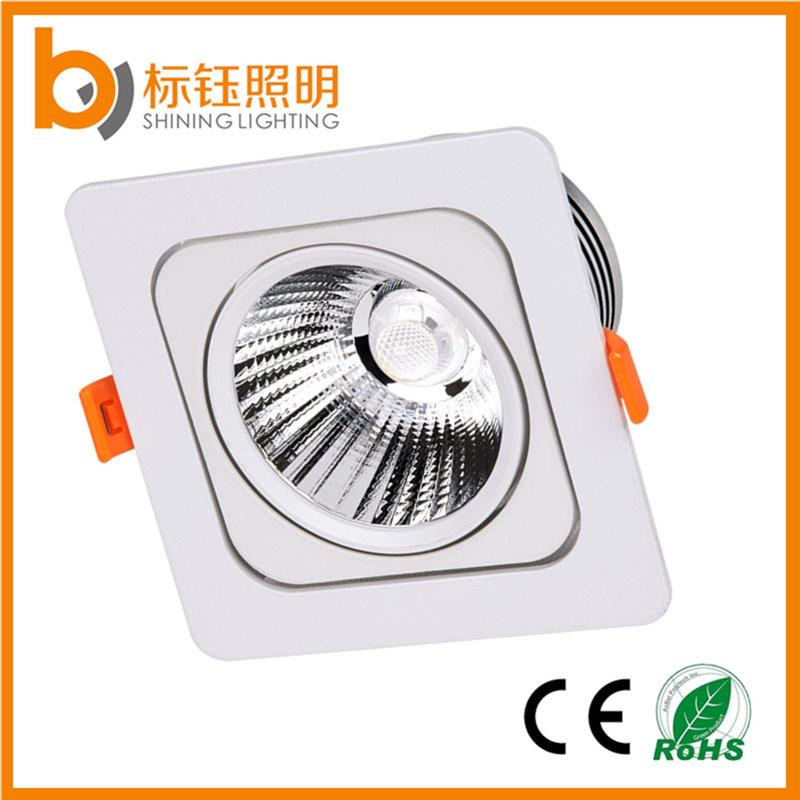 Quadratischer Punkt-Innenlampe der 15W LED Deckenleuchte-AC85-2650V