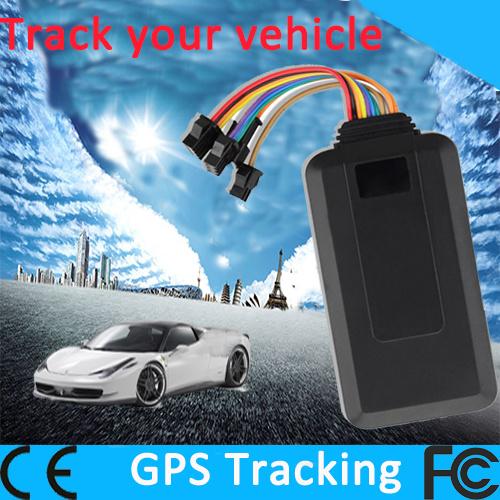 Le GPS tracker Type et le suivi du véhicule et de la fonction de gestion de flotte
