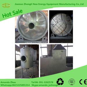 45%-50% Jiaozuo Zhongliからの不用なタイヤの熱分解のプラント