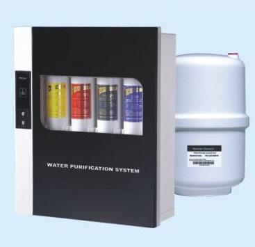 Der neueste inländische umgekehrte Osmose-Wasser-Reinigungsapparat (AHP-RO093)