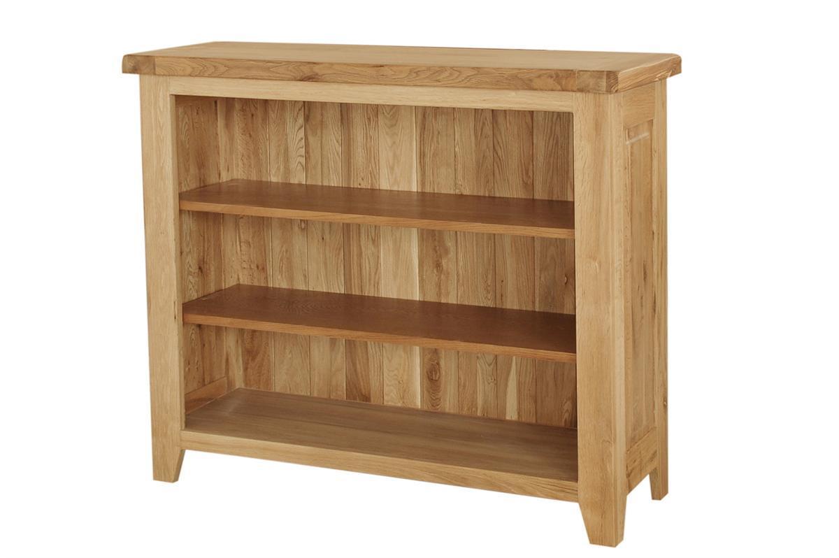 Estante para libros de madera estante para libros s lido - Madera para estantes ...