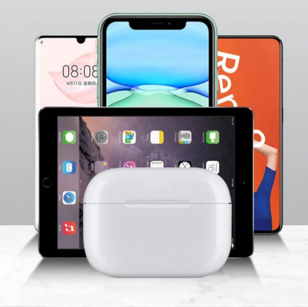 Nieuwste de 3de generatie Macaron Bluetooth headset draadloos Bluetooth de 3D Stereo draadloze headset PRO hernoemen Air Pods TWS I13 I12, voor alle mobiele telefoons