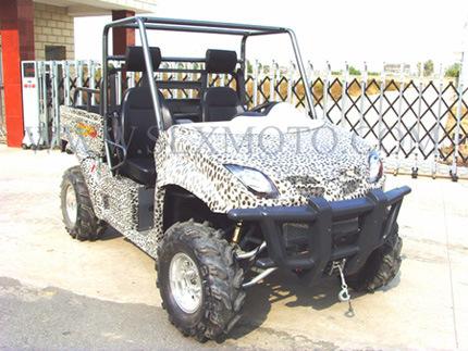 2WD/4WD 800 商用車