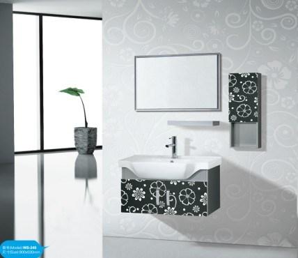 Ванной комнате из нержавеющей стали - 1