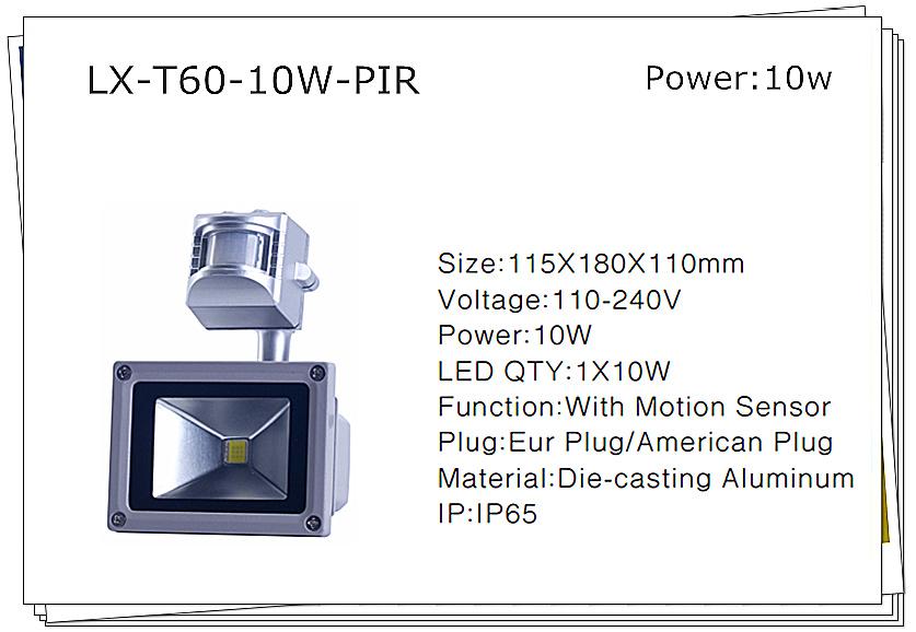 LED フラッドライト (LX-HW)