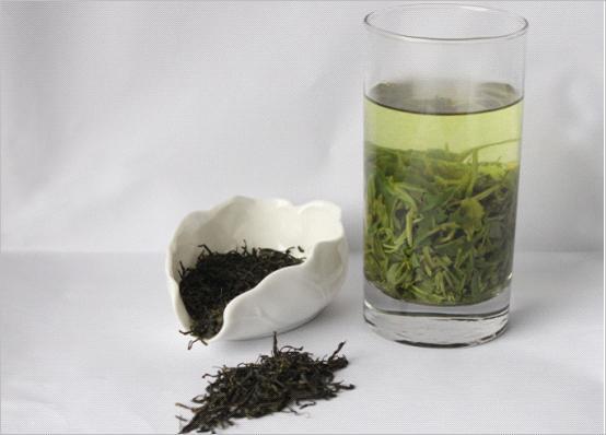 Longtan Xin Yang le thé vert niveau 2-3