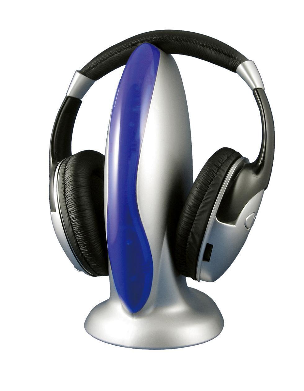 ワイヤレスヘッドフォン( DS-FM198 )
