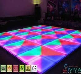 Luce a LED da pavimento a disco (QC-LD001)