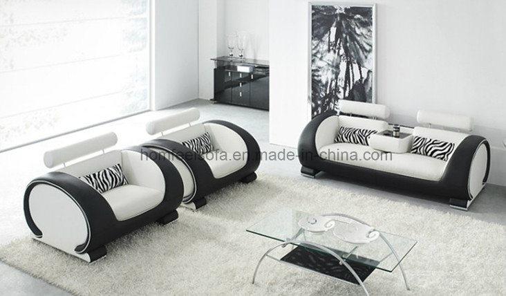 Muebles modernos de la sala de estar sof seccional del for Muebles de sala en l modernos