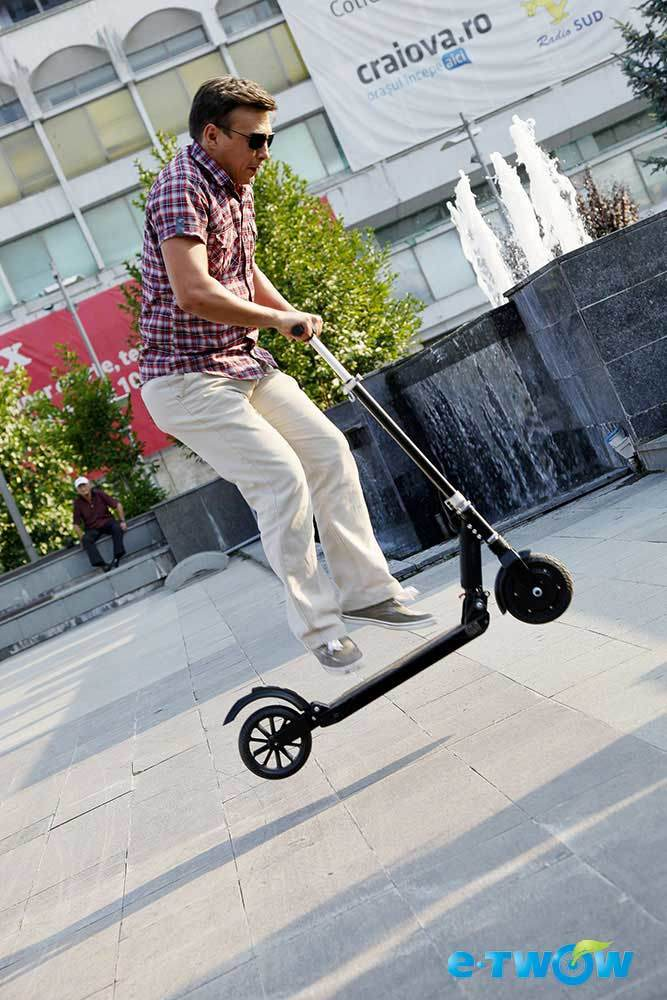 Adult/E-Twow E-Scooter/Folding Electric Scooter를 위한 E-Scooter