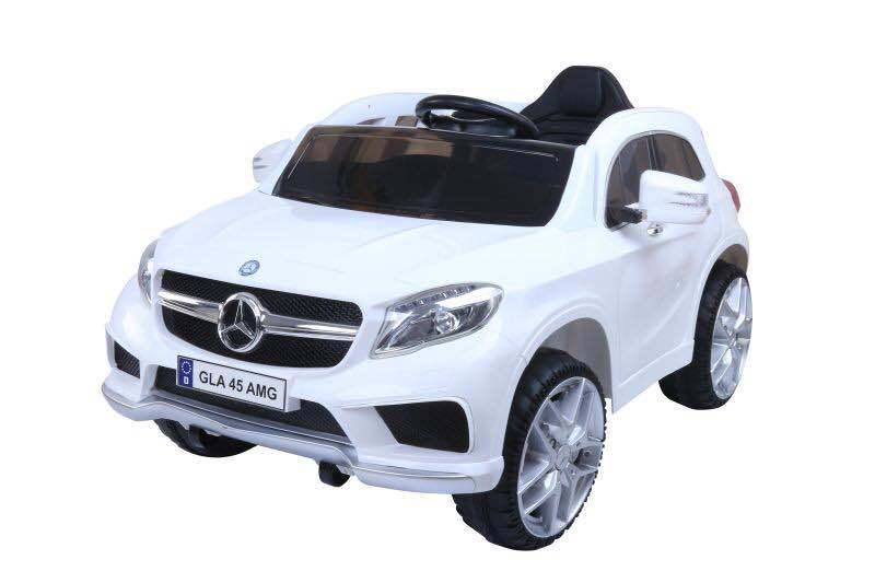 Eléctrico Licenciada Mercedes Foto 99855 Benz 12v Coche De EDWHI9Y2