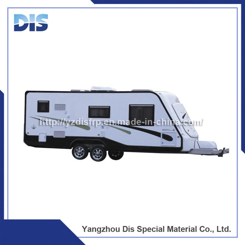 Prfv transporte camiões frigoríficos Corpo com marcação CE