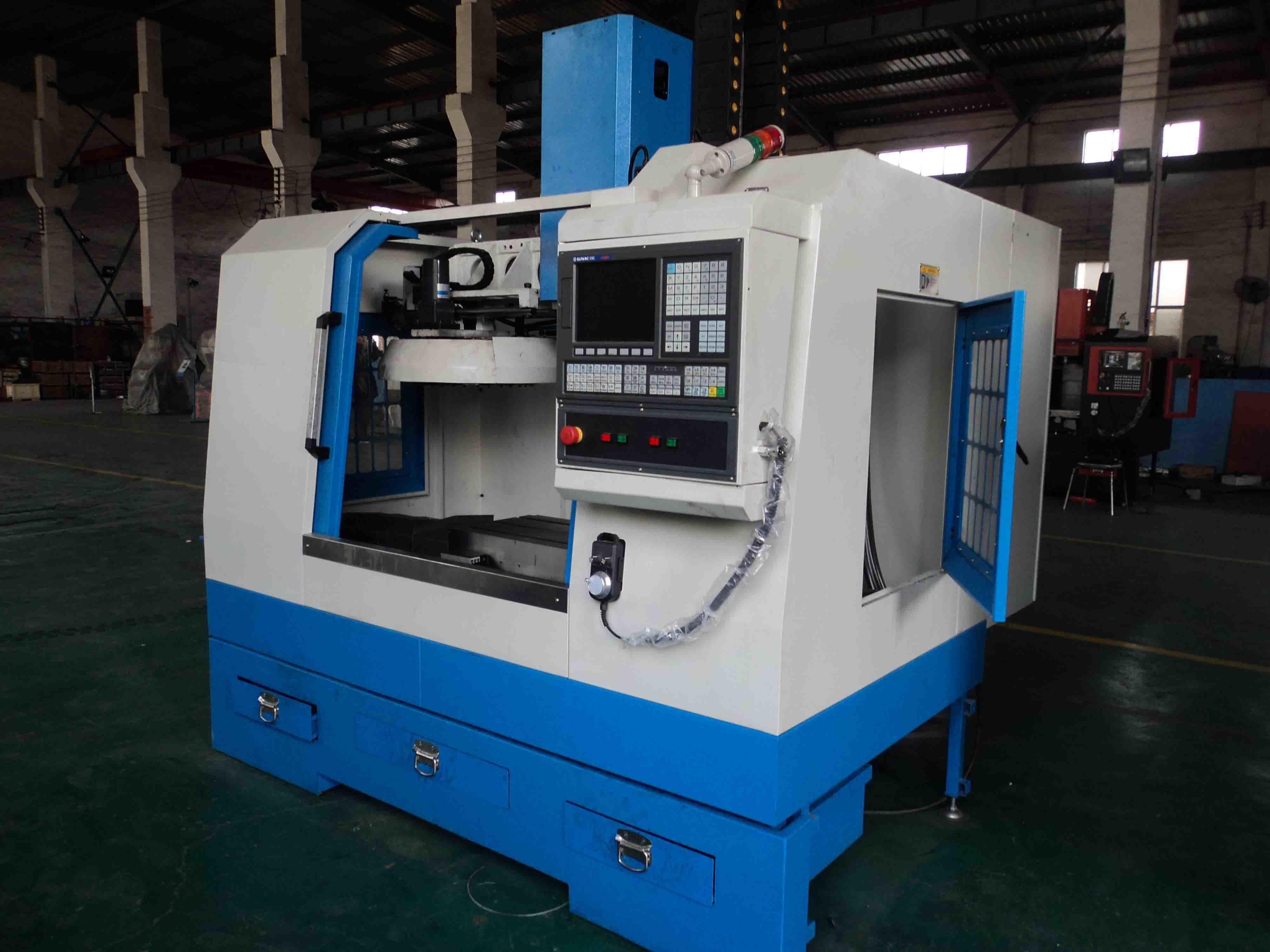Máquinas herramientas CNC VMC650L