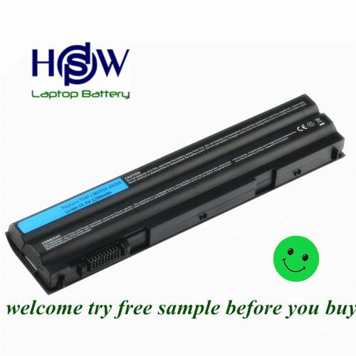 E6420, E5530, E5520, E5430, E5420 batería del portátil de Dell