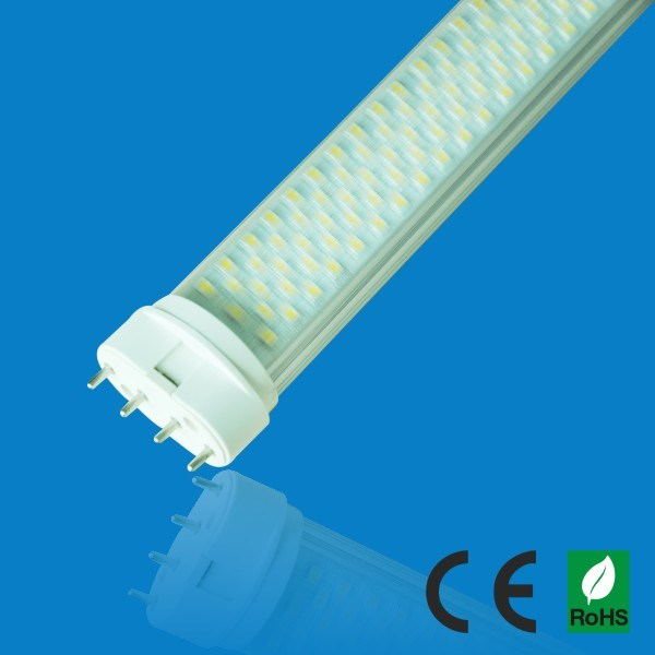 SMD3528 22W 2g11 LED Luz del tubo de Pl/2G11 LED Lámpara tubo pl