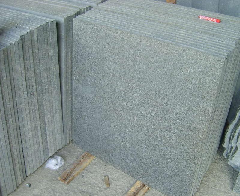 Полированный/Flamed Diamond черного гранита G684 каменной плиткой и плиткой/слоя REST/блок радиатора/место на кухонном столе
