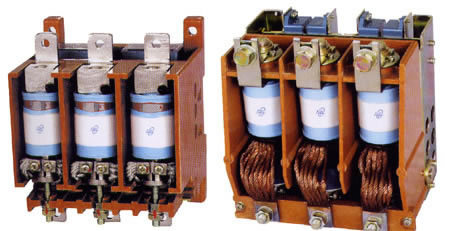 Контактор вакуумного насоса переменного тока - CJZ-200, 300, серии 1140