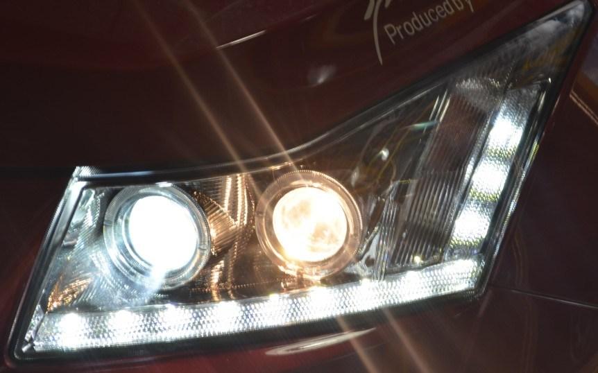 Cruze phares (Cruze 2009-2012 modèle)