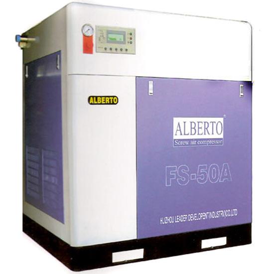 ねじ空気圧縮機(FS-030LG)