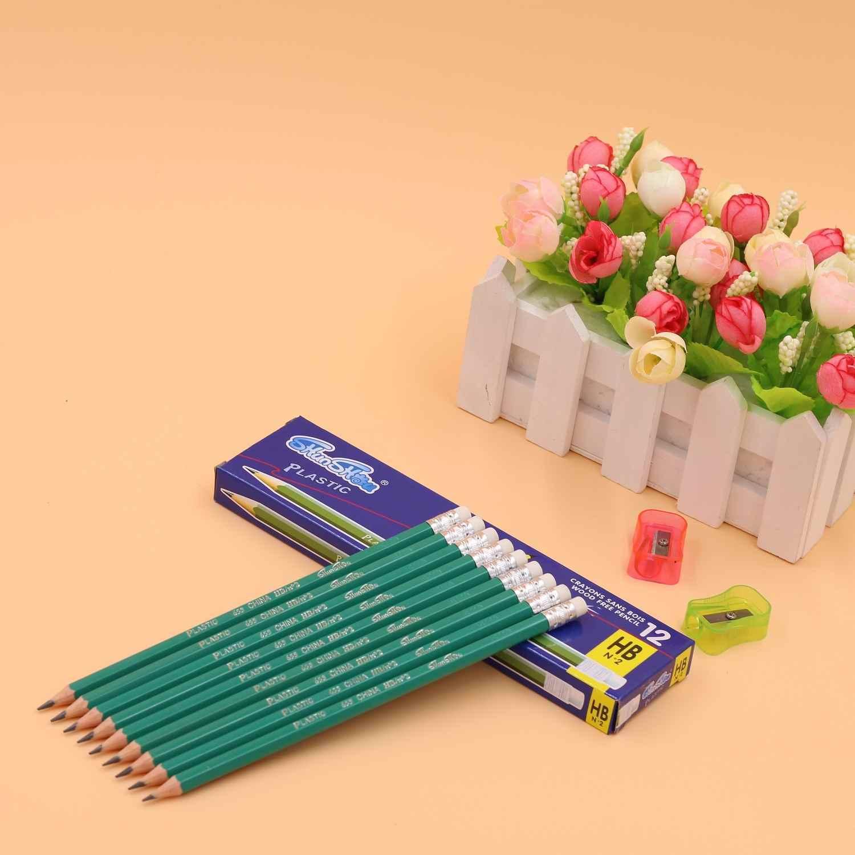 """2016 Novo Passe de lápis de plástico de 7"""" PT71/ASTM"""