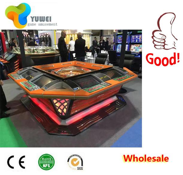 販売のためのカジノによって自動化される私営馬券売り場のビデオルーレットのスロットマシンのルーレット
