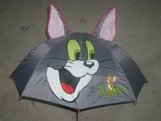 Children Umbrella in Cartoon Design (KM-2203)