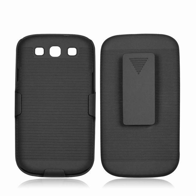 Handy-Abdeckungs-Snap-on Pistolenhalfter für Samsung-Galaxie S3 I9300