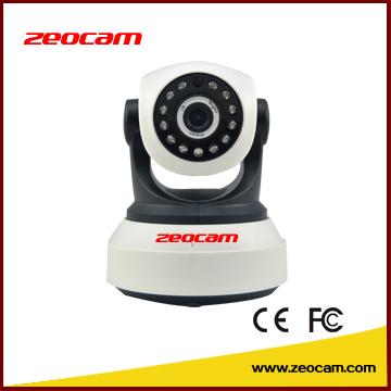 Promoção agora! ! O melhor preço P2P CMOS áudio duplo infravermelho Pan Tilt de segurança sem fio WiFi secretas no interior da câmara IP WiFi IP da câmara do Robô