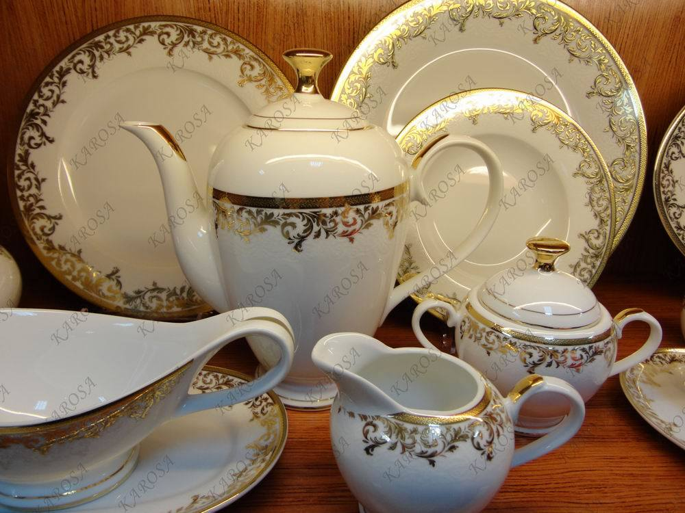 Kitchenware/Coffee/Tea/Dinner/Porcelain/Dinnerwareセット
