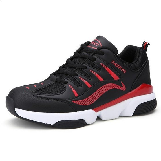 Sneakers Athletic Chaussures de basket-ball Sports de plein air respirable pour les hommes (AKQYW193)