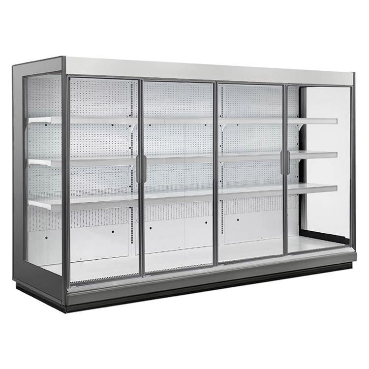 大幅割引 CE 認証取得済みガラス製ドア冷蔵庫