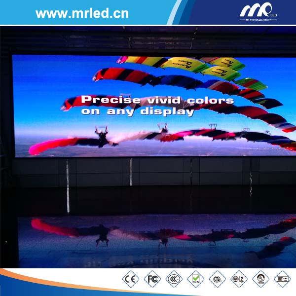 Лучший дизайн P2.84мм Intelligent крестовины для использования внутри помещений дисплей со светодиодной подсветкой экрана с SMD2020