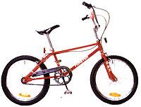 SFX851 bicicleta BMX