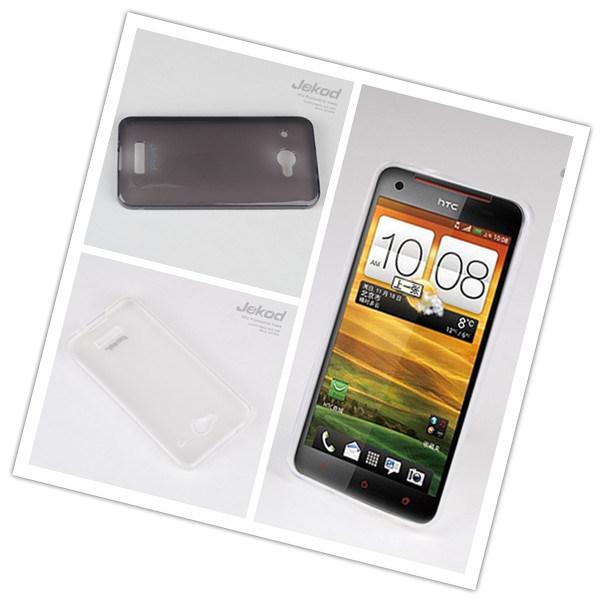 Weiche Handyhülle/Hülle für HTC X920e/J Butterfly/Dlx Cell Telefonzubehör