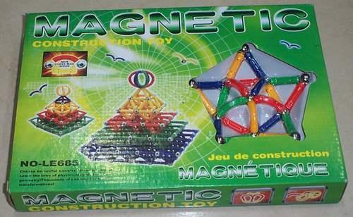 LuMagnetic 건축 장난감 (FL-N8057) ggage
