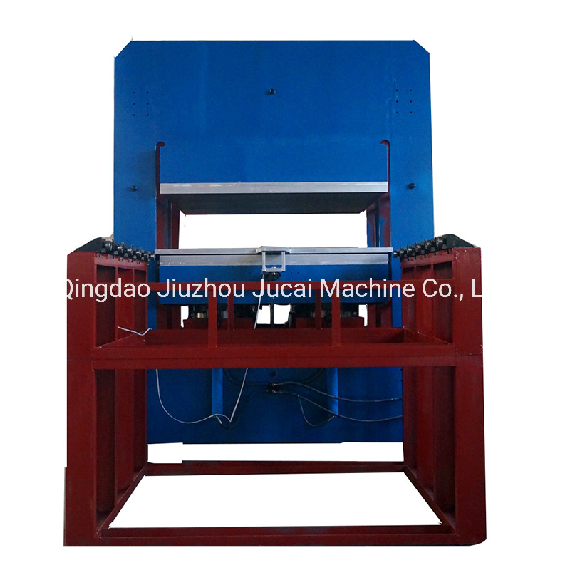 Vulcanización de caucho prensa hidráulica Máquina / Prensa de goma