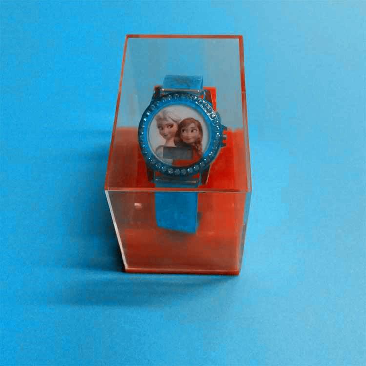 Caixa de oferta de alta qualidade Caixa de relógio para prendas de Natal Embalagem