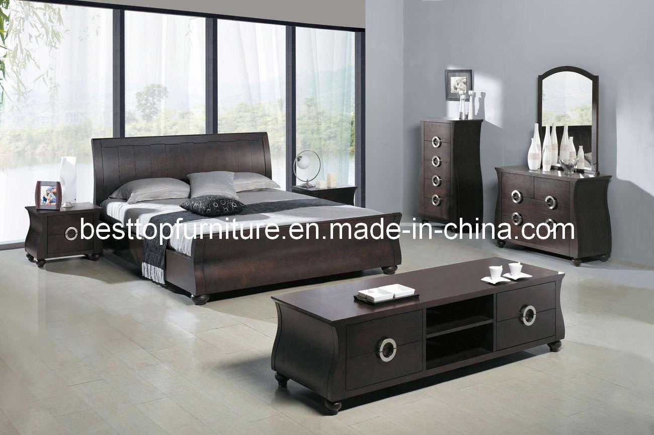 Chapa de madera de roble Muebles de dormitorio (8827A) – Chapa de ...