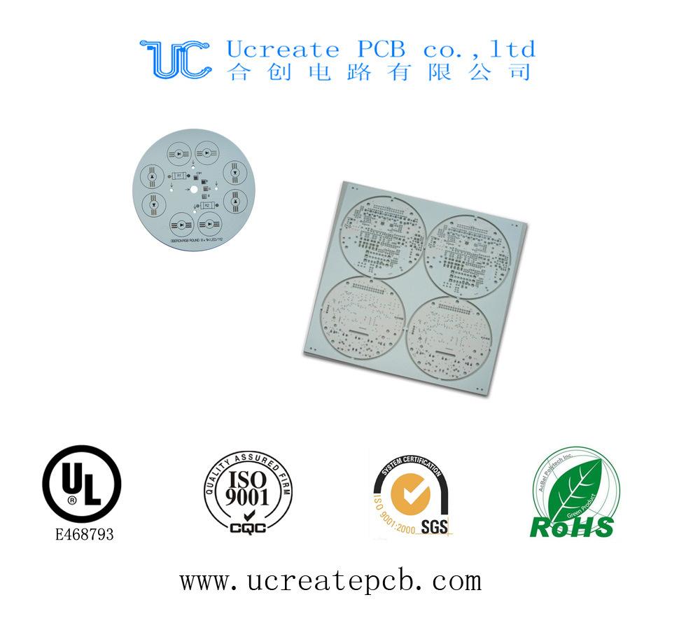 Circuito Led : Foto de luz led de circuito impreso flexible y rígida led placa pcb