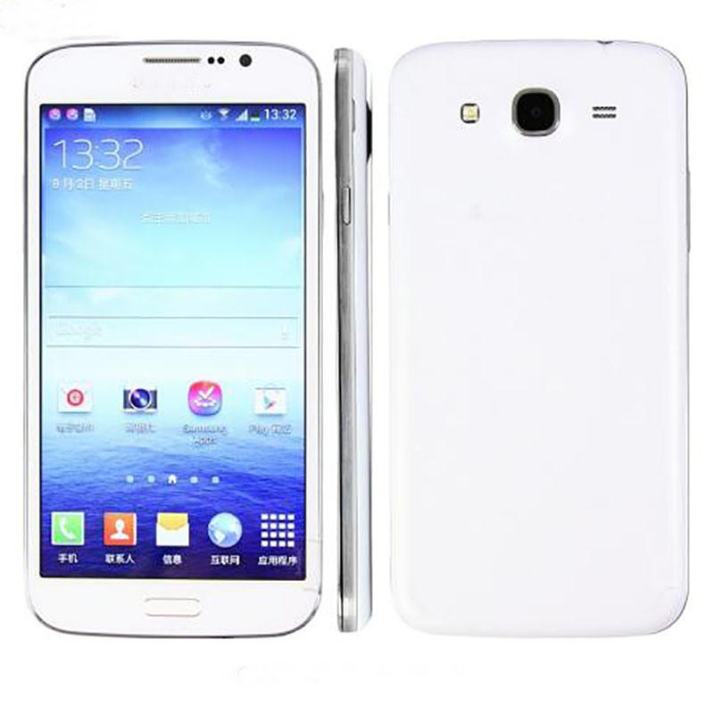 卸し売りオリジナルI9152は携帯電話メガSumsung GalaxiのためのSIMの二倍になる