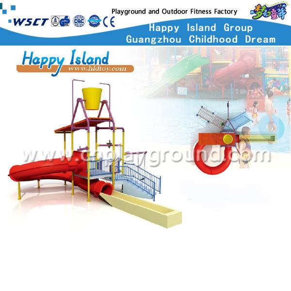 Foto de Parque acuático temático tobogán para niños y adultos (HD ...