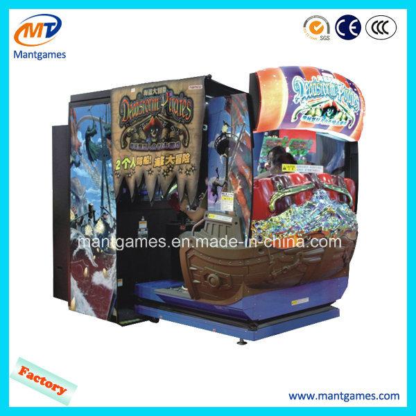 Tipo Pistola de filmagem Piratas Deadstorm Simulator máquina de jogos para  venda 326fa4bf205