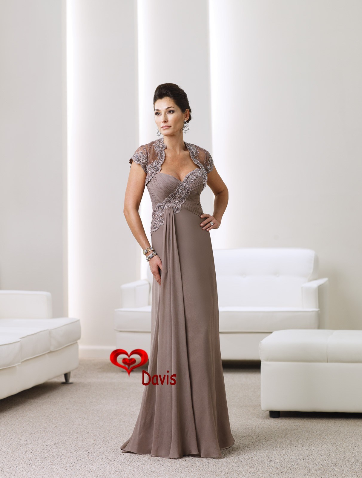 Madre de la vestidos de novia (MD-1237) – Madre de la vestidos de ...