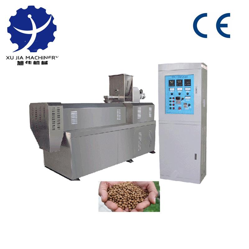 China Pato Frango Máquinas Máquina de alimentação de coelho alimentos para peixes flutuante de extrusão, tornando a fábrica da Máquina