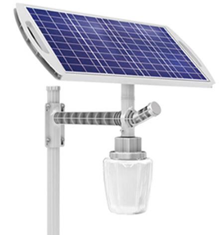 Luz de jardim Solar LED integrado