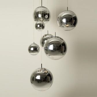 China Moderne Spiegel Kugel H 228 Ngende Lampe Tom Dixon